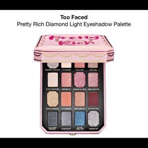 Too Faced Pretty Rich Eyeshadow Palette